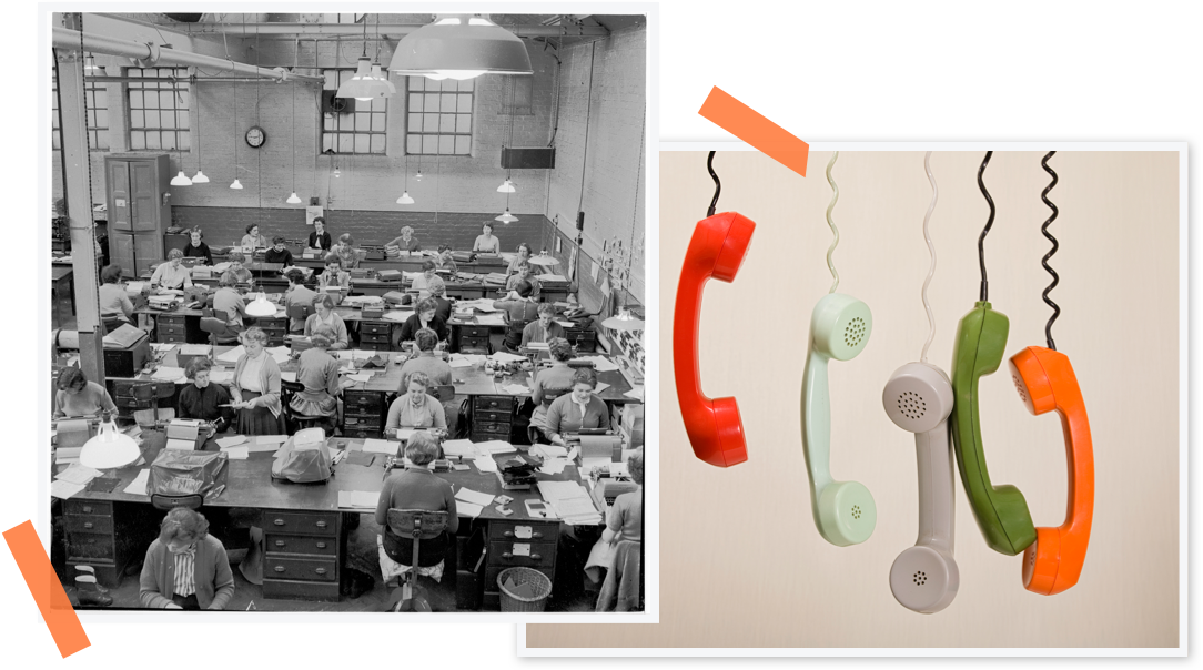 The History Of The Workplace Modern Workplace